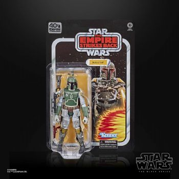 Star Wars The Black Series ESB 40th Anniversary Boba Fett 6 inch Figure